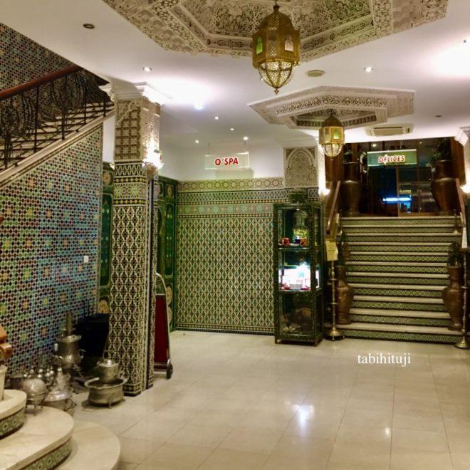 フェズホテルハマム