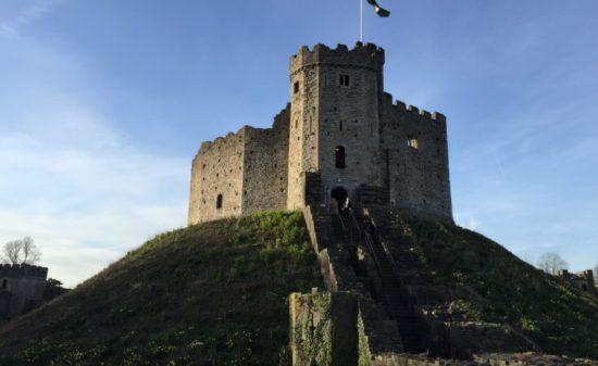 ウェールズの首都、カーディフのんびり旅行記  トラベルダイアリー