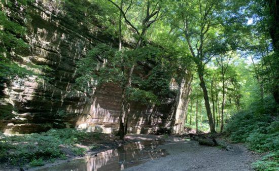 子連れでも楽しめる、イリノイ州スターブドロック州立公園のオタワキャニオン| トラベルダイアリー
