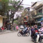女子一人旅 in ベトナム 喧噪の中、どこかのどかなハノイ|トラベルダイアリー