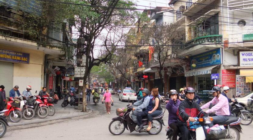 女子一人旅 in ベトナム 喧噪の中、どこかのどかなハノイ トラベルダイアリー