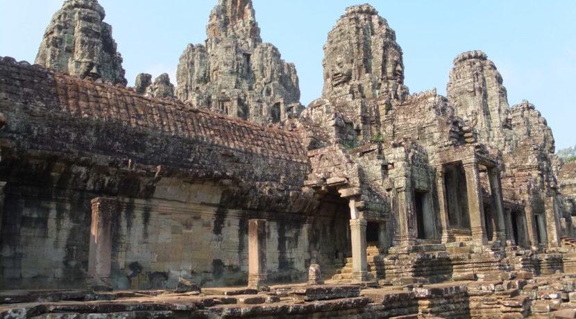 女子一人旅 in カンボジア シェムリアップでアンコール遺跡巡り  トラベルダイアリー