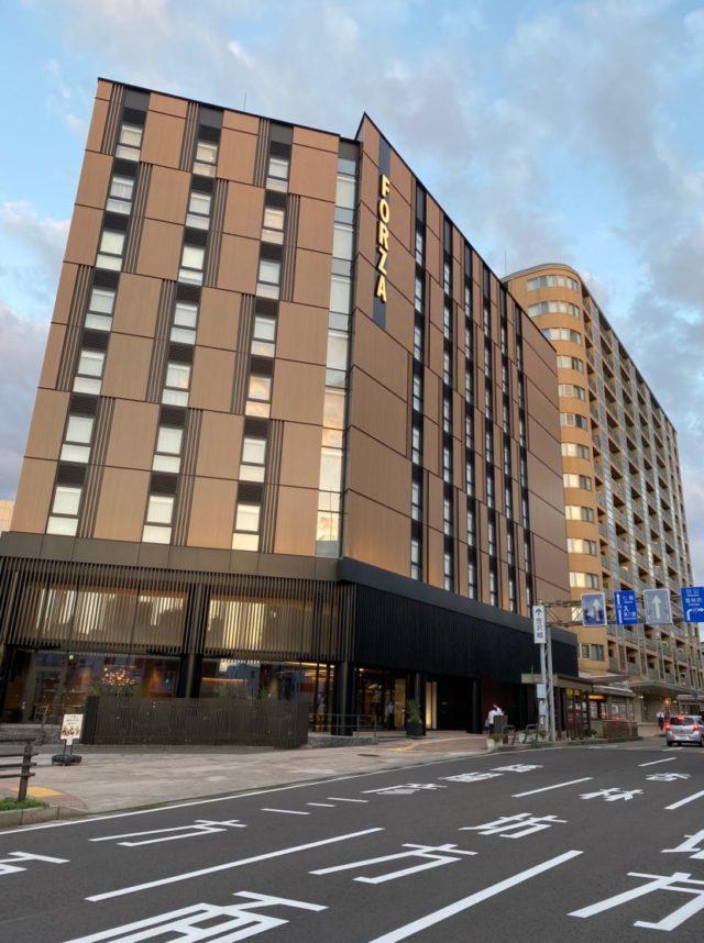 ホテルフォルツァ金沢