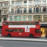 London bus eye| トラベルダイアリー