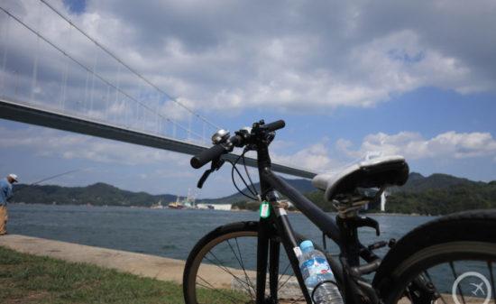 海と島と橋の景色に感動☆しまなみ海道を渡って今治サイクリング!| トラベルダイアリー