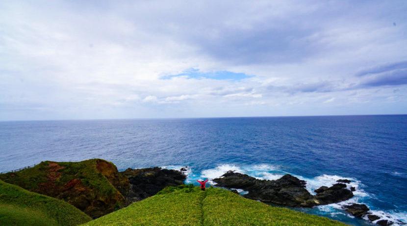 奄美大島 断崖絶壁!宮古崎で絶景散歩を楽しもう♪| トラベルダイアリー
