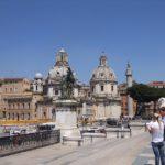 女子一人旅 in イタリア ここもデモ!そして体調不良、ローマ| トラベルダイアリー