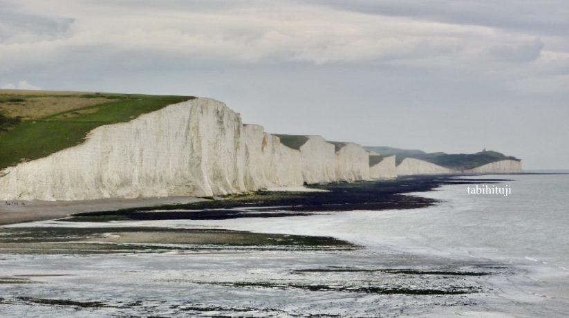 白い岩壁【セブンシスターズ】ロンドンから日帰りの旅| トラベルダイアリー
