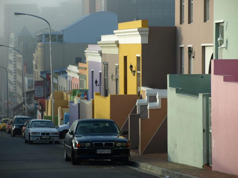 カラフルな街並みが美しいボ・カープ