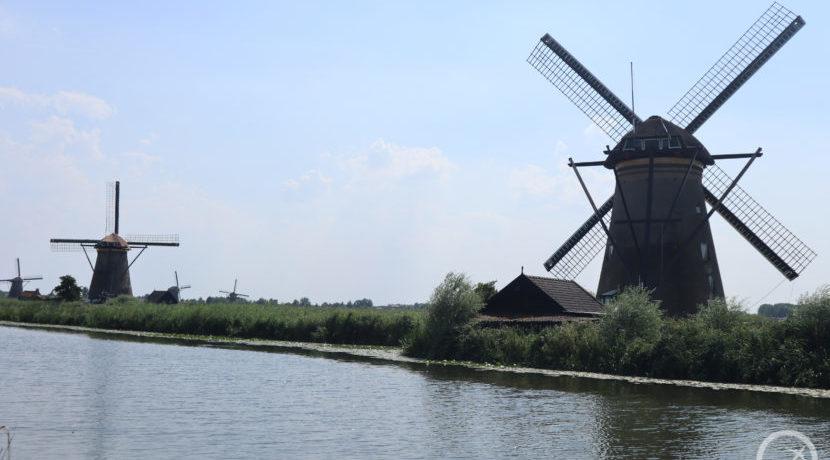 風車観光の拠点にもピッタリ!近代建築が楽しい街ロッテルダム| トラベルダイアリー