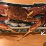 一人旅でも大丈夫!福井でタグ付き蟹を食べつくす| トラベルダイアリー