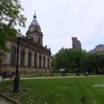 女子一人旅 in イギリス 友人を訪ねてバーミンガムへ| トラベルダイアリー