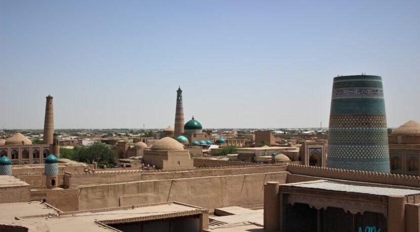 ウズベキスタンの世界遺産ヒヴァ「イチャン・カラ」の魅力 !| トラベルダイアリー