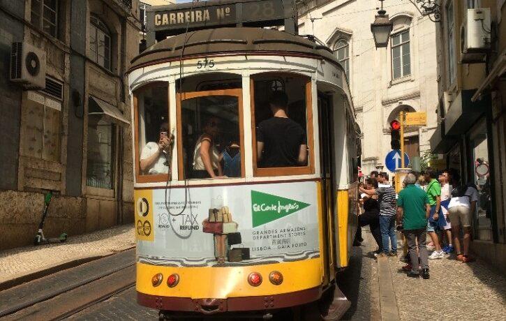 西の果ての街 遥かなる憧れのリスボンと近郊の名所巡り  トラベルダイアリー