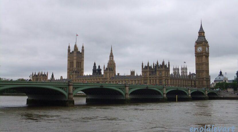 女子一人旅 in イギリス 伝統とオシャレが混在するロンドン| トラベルダイアリー