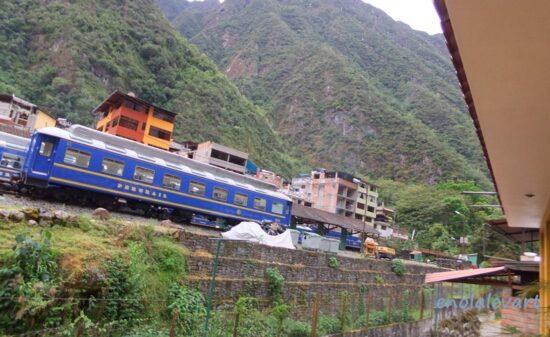 女子一人旅 in ペルー マチュピチュの麓、マチュピチュ村で温泉に入る  トラベルダイアリー