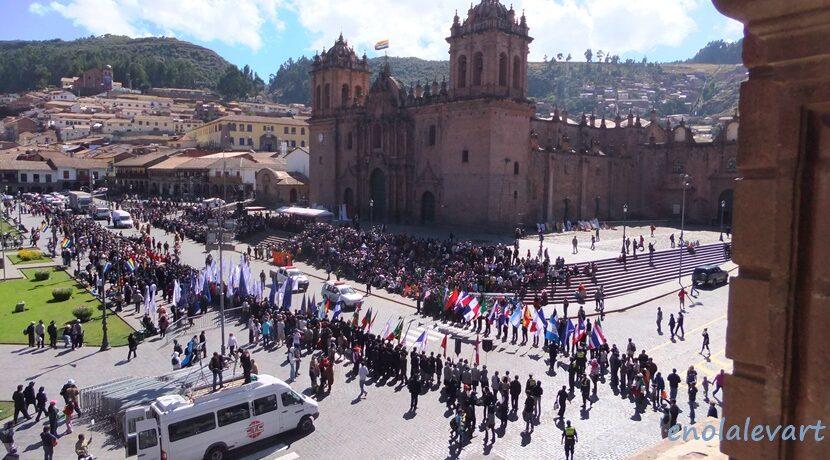 女子一人旅 in ペルー ついに南米へ!インカ帝国を感じるクスコ| トラベルダイアリー