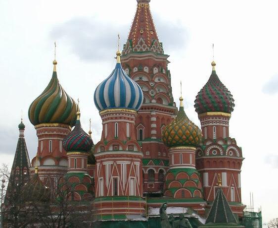 今や観光大国に!?猛スピードで進化し続けるモスクワが熱い!  トラベルダイアリー