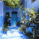モロッコの青い宝石箱 シャウエンの旧市街を散策| トラベルダイアリー