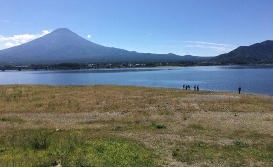 河口湖温泉で富士山を満喫| トラベルダイアリー
