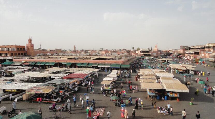 モロッコの活気溢れる街・マラケシュで観光名所巡り| トラベルダイアリー