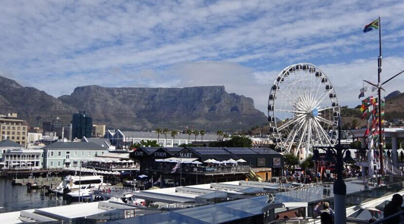 南アフリカケープタウンで過ごした充実した日々、観光&買い物♪  トラベルダイアリー