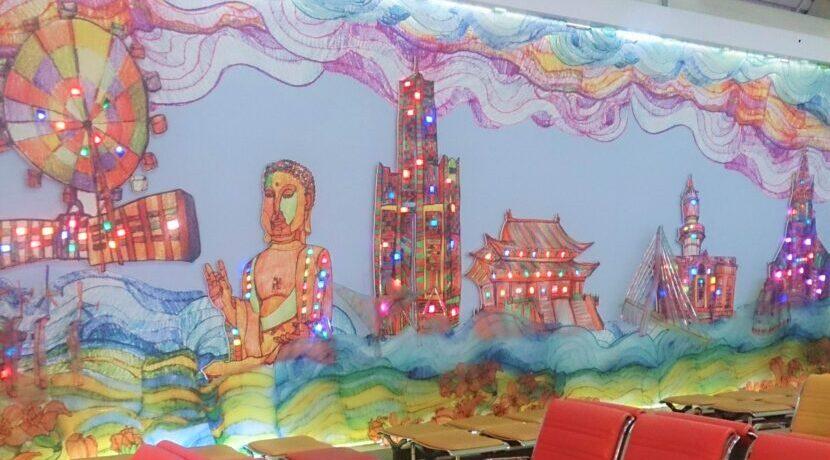 【台湾・高雄】愛河クルーズと龍虎塔 グルメだけじゃない瑞豊夜市の楽しさ☆*。| トラベルダイアリー