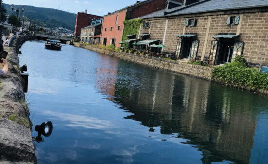 北海道での夏休み!~小樽運河&定山渓温泉&札幌の白い恋人パーク~| トラベルダイアリー
