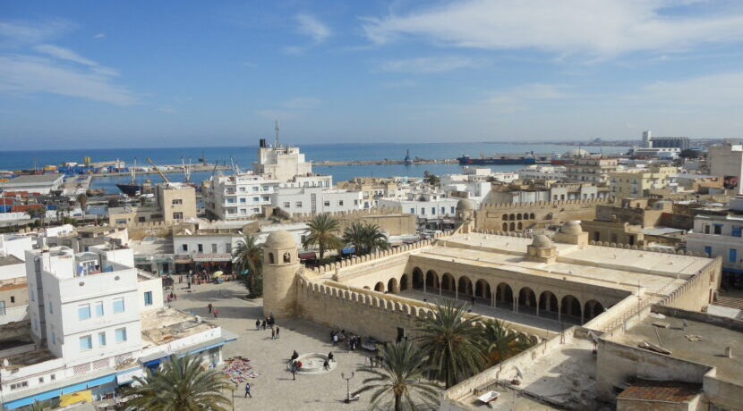 チュニジア・サヘルの真珠【スース】で旧市街観光| トラベルダイアリー