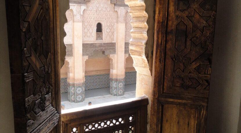 モロッコ 赤い街‣マラケシュの旧市街を散策  トラベルダイアリー