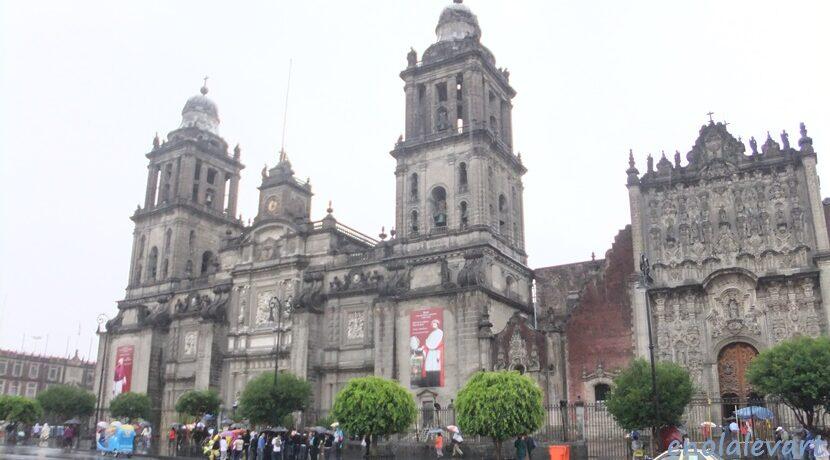 女子一人旅 in メキシコ メキシコ人が怖がる街メキシコシティー  トラベルダイアリー