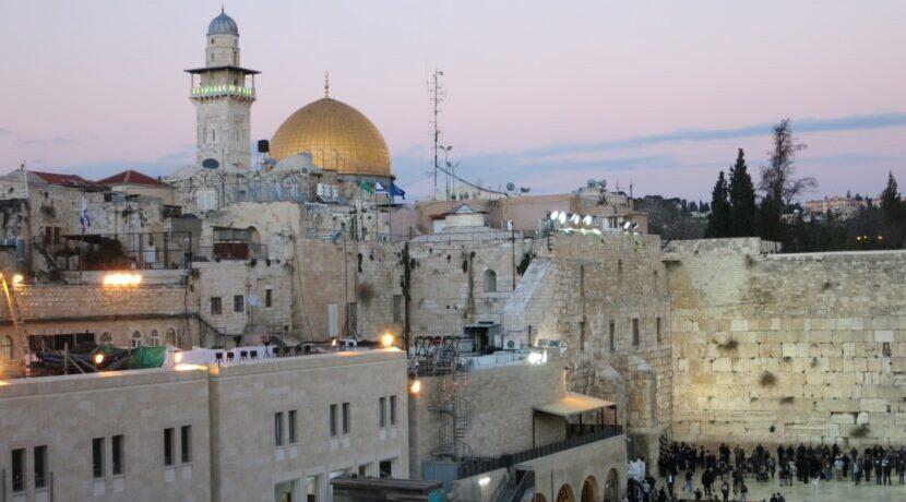 アンマンから陸路で国境越え 聖地エルサレム2泊3日の弾丸観光  トラベルダイアリー