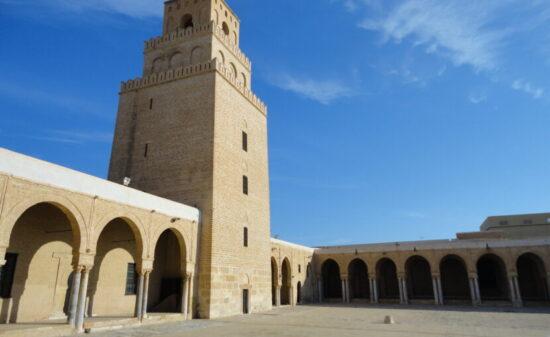 チュニジアの古都ケロアンで歴史を感じる  トラベルダイアリー