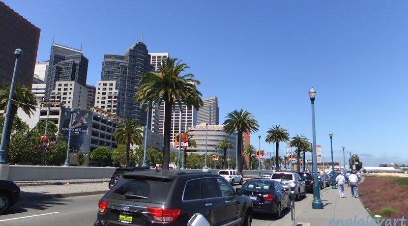 女子一人旅 in アメリカ 有名スポットだらけのサンフランシスコ| トラベルダイアリー