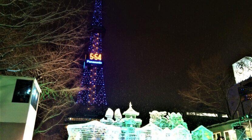 毎年約1週間の期間限定!北海道の「さっぽろ雪まつり」| トラベルダイアリー