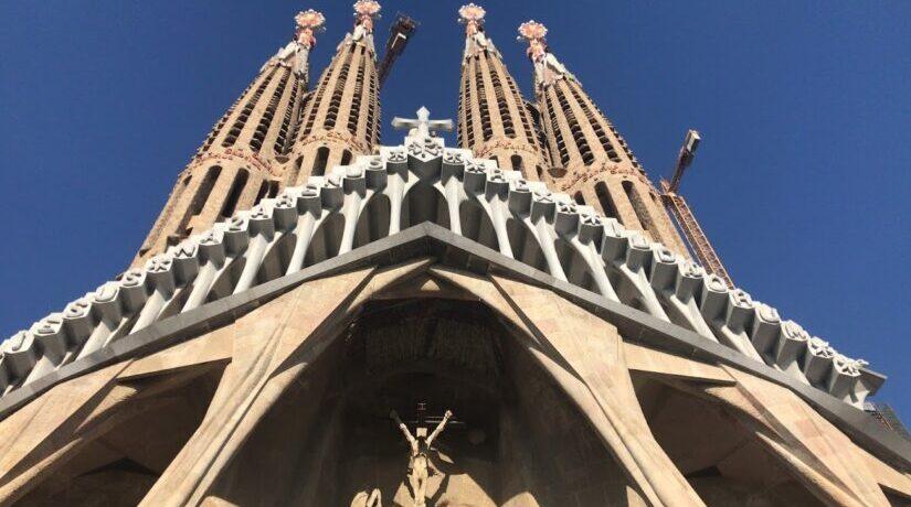 [一人旅 バルセロナ]世界遺産サグラダ・ファミリア等を巡る| トラベルダイアリー