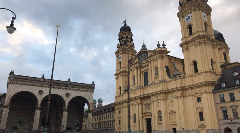 散策しながら歴史と文化を感じてみる in ミュンヘン| トラベルダイアリー