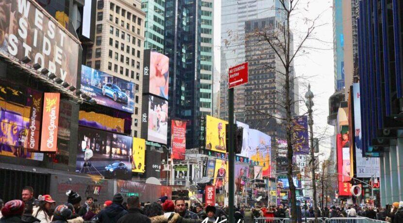 まるで映画の世界‼憧れの街【ニューヨーク】でやりたいこと  トラベルダイアリー