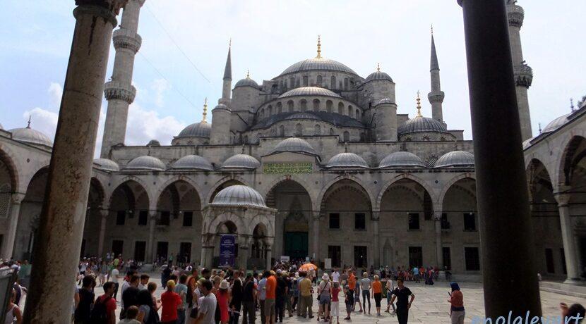女子一人旅 in トルコ② イスタンブールのローカルを体験  トラベルダイアリー